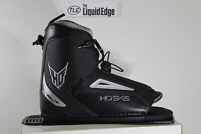 2017 HO XMax Slalom Boot with Rear Plate / Size: 10-15