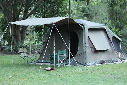 Oztent Jet Tent F30X Very good condition & KIWI CAMP TENT 15 BERT IN VERY GOOD CONDITON. | Camping u0026 Hiking ...