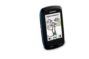 Garmin EDGE 800 GPS-Enabled Cycling Bike Computer w/ White Trim 010-00899-00