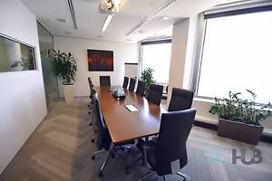 Perth CBD - Lovely 4 person private office with city views Perth Perth City Area Preview