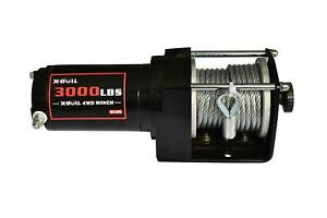 3000LBS/1360kg Wireless Electric Winch Steel Cable - DELIVERED