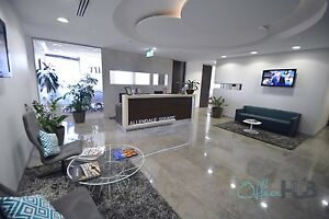 Perth CBD - Dedicated desk for 1 person in a coworking space Perth Perth City Area Preview