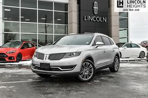 2016 Lincoln MKX RESERVE - HEATED/COOLED SEATS - ALL WEATHER FLO