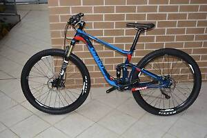 Giant Anthem 1, Small 2015 27.5 Dual Suspension XC Mountain Bike Waterloo Inner Sydney Preview