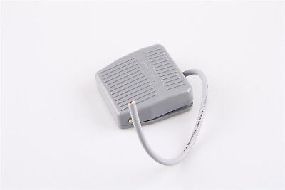 Tfs-201 Momentary Contact Ac 250v 10a Nonslip Surface Foot Pedal Switch