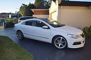 Volkswagen Passat CC Tdi + low k's + LOTS OF EXTRAS Frenchs Forest Warringah Area Preview