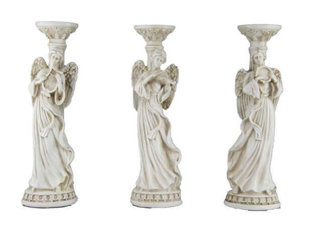 Oh! Trendy™ Trio Angel Candle Holder Sta