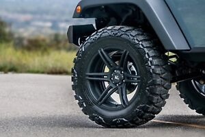 Mags 20 pouces Jeep wrangler