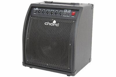 BASS AMP COMBO 8IN 25W CHORD CB-25 173.442UK GUITAR AMPLIFIER