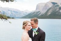 Canmore/Banff/Lake Louise and Area Wedding Photographer