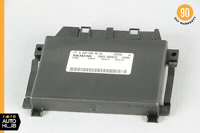 03-05 Mercedes W163 ML350 TCU TCM Transmission Control Module 0305454632 OEM