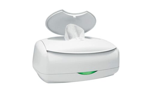 Prince Lionheart Ultimate Wipes Warmer with an Integrated Nightlight Pop-Up Wipe