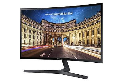 "Samsung LC27F396FHNXZA  27""  Curved Monitor, Sinister"