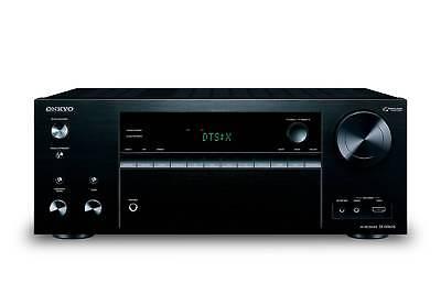 Onkyo 7.2-Channel Smart A/V Receiver with 7x HDMI USB AUX Bluetooth *TXNR676