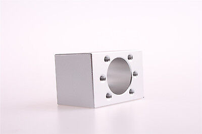 1pc Cnc Parts Ballscrew Nut Housing Mount Bracket Fits For Sfu1605 Ball Screws