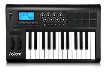 M - Audio Axiom 25 USB MIDI Keyboard Controller Melbourne CBD Melbourne City Preview