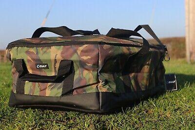 Cult Tackle DPM XL Bait Boat Bag NEW Carp Fishing Bait Boat Luggage - CUL18