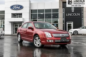 2008 Ford Fusion V6 SEL - LEATHER - HEATED SEATS - MOONROOF