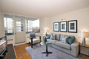 Large 1 Bedroom, mid-town, Yonge and Davisville