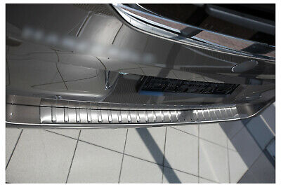 Ladekantenschutz für Mercedes V-Klasse Vito W447 Edelstahl Abkantung Bj. 2014-