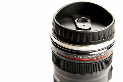 Camera Lens Coffee Cup Best Photographer Gift Ideal for Travel Authentic