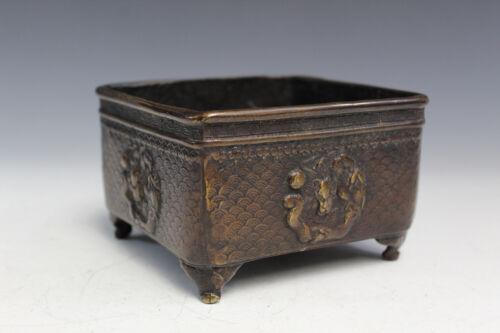 Japanese/ Chinese Bronze Incense Burner.
