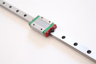 Linear Slide Mgn9 150600mm Linear Rails Guide With Mini Carriage Block Cnc Part