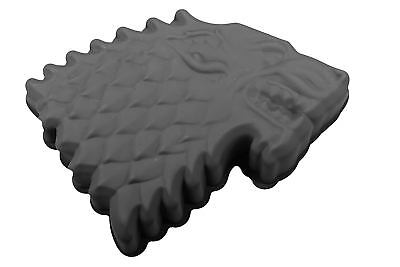 Game of Thrones GOT Silicone Baking Pan Ice Craft Mold House Stark Direwolf - Ice Pan Housing