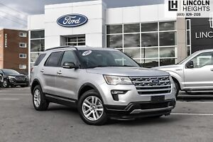 2018 Ford Explorer XLT - HEATED SEATS - REMOTE START