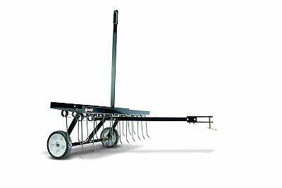 Agri-Fab Tow Behind 40 Tine De-thatcher Lawn Groomer Aerator
