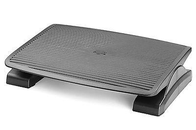 "Halter F7012 Premium Ergonomic Adjustable Angle Foot Rest - 13.8"" X 17.7"""