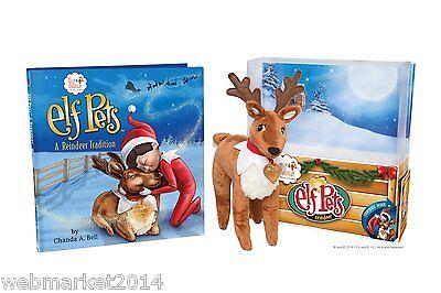 Elf on the Shelf Pets Reindeer Stuffed Animal - Elf On The Shelf Stuffed Animal