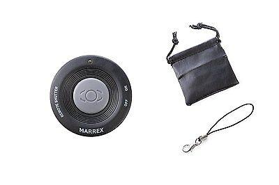 Marrex MX-BR101 Bluetooth Button Camera Shutter Remote Control for iPhone