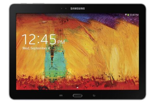 Samsung Galaxy Note SM-P6000ZKVXAR 32GB Wi-Fi 10.1in Black Tablet 2014