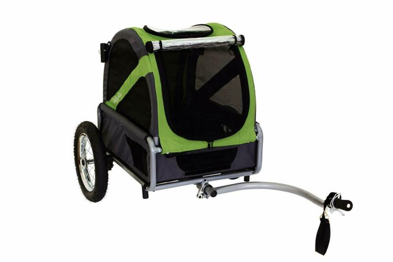 mini dog bike trailer