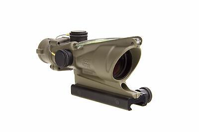 Trijicon 4x32 ACOG Scope Dual Illuminated Green .223 Ballistic Ret TA31-C-100380