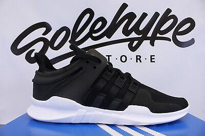 Adidas Eqt Support Adv Core Black Running White 91 16 Cp9557 Sz 14