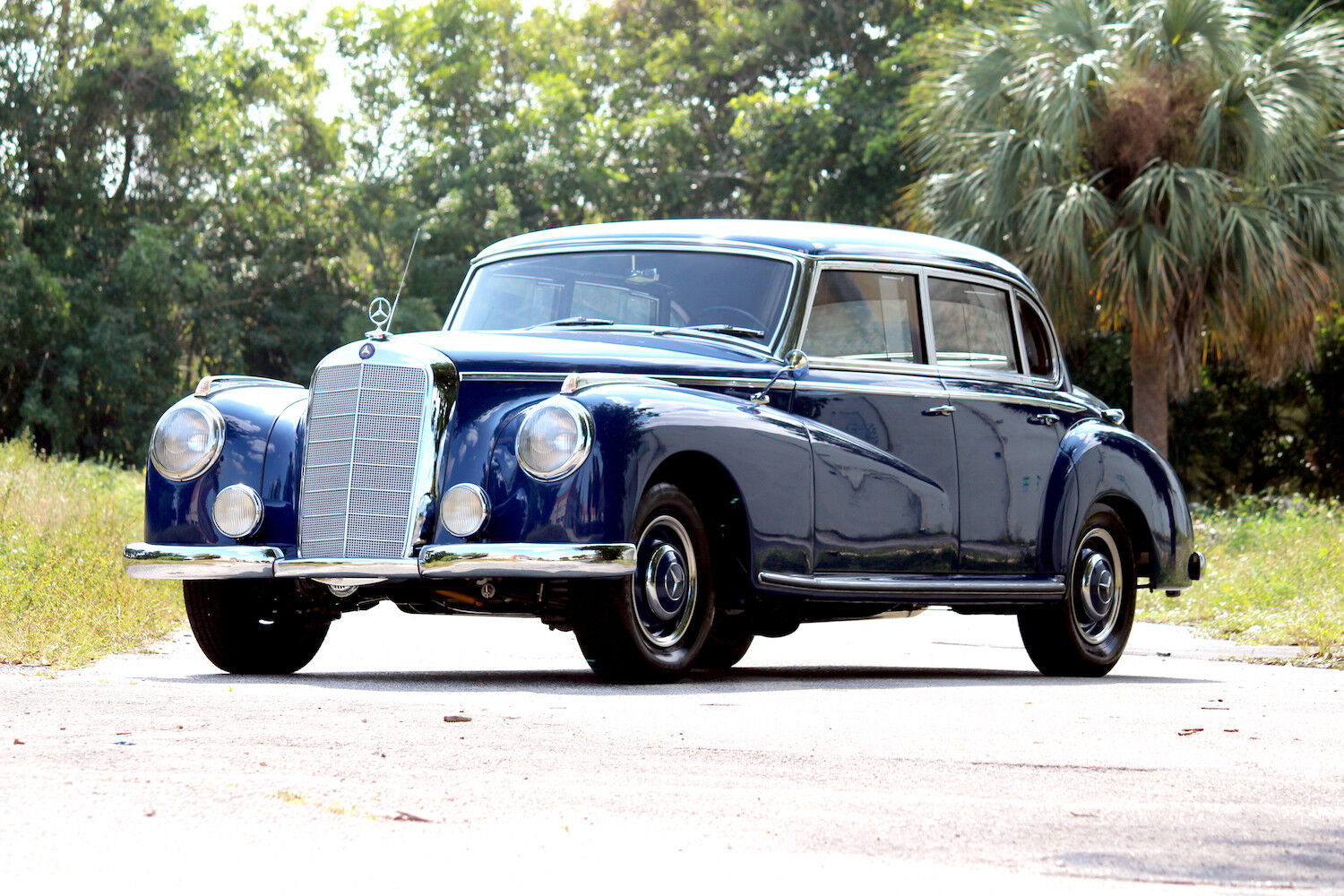 1952 Mercedes Benz 300 Adenauer Fully Restored