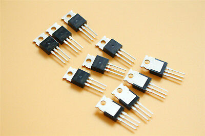 10pcs Ir Power Mosfet N-channel Irf640 18a 200v Us Shupping