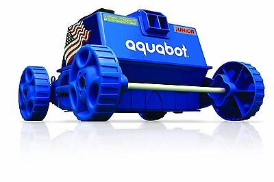 Aquabot Pool Rover Junior Above Ground Robotic Pool Cleaner