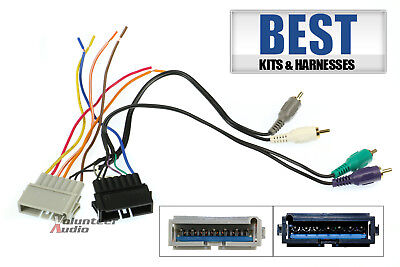 Infinity Car Stereo Radio Installation Wiring Harness Replacement Install (Best Car Radio Replacement)