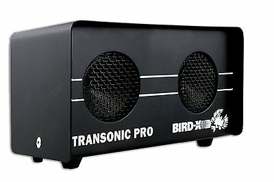Bird-X Transonic Pro Sonic/Ultrasound Pest Repellent - New - Ships Fast