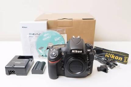 Nikon D800 36MP DSLR Camera Body Only ~Very Good Condition