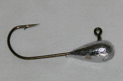 Pearl White Crappie Fishing Tube Jigs Bluegill Perch Trout Walleye 8 pk Lemon