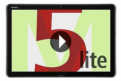 Huawei MediaPad M5 Lite LTE Android Tablet PC ohne Simlock 10,1 Zoll 32GB grau