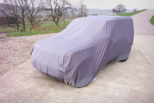Land Rover Discovery Haytor Car Cover