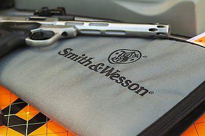 NEW Ruger Shield Gun Smith Rug Single Compact Pistol Case Handgun Range Bag