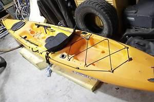 ocean kayak prowler elite 4.5 Sandy Bay Hobart City Preview