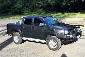 2014 Toyota Hilux Ute Cairns Cairns City Preview