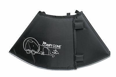 Comfy Cone Pet E-Collar, Medium, Black - NEW for sale  Kincardine